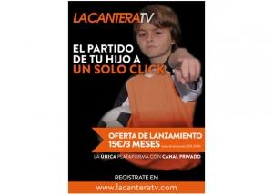 Flyer Poster LaCanteraTV