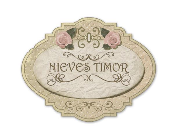 Nieves Timor Vintage