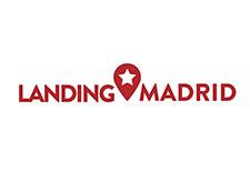 Landing Madrid logo